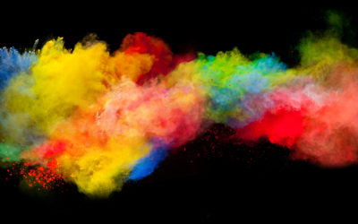 Kleurrijk werken als Online Business Manager